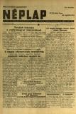 416 magyar hadifogoly érkezett tegnap délután Debrecen (Néplap 1946. augusztus 29.)