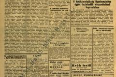 Kik érkeztek meg, kik üzentek? (Néplap 1946. augusztus 20.)