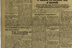 Hazatért az ezredik hadifogoly (Néplap 1946. augusztus 22.)