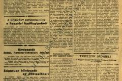 Kik jöttek haza , kik üzennek a Szovjetúnióból? (Néplap 1946. augusztus 25.)