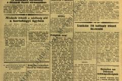 Szombaton 720 hadifogoly érkezett Debrecenbe (Néplap 1946. szeptember 22.)
